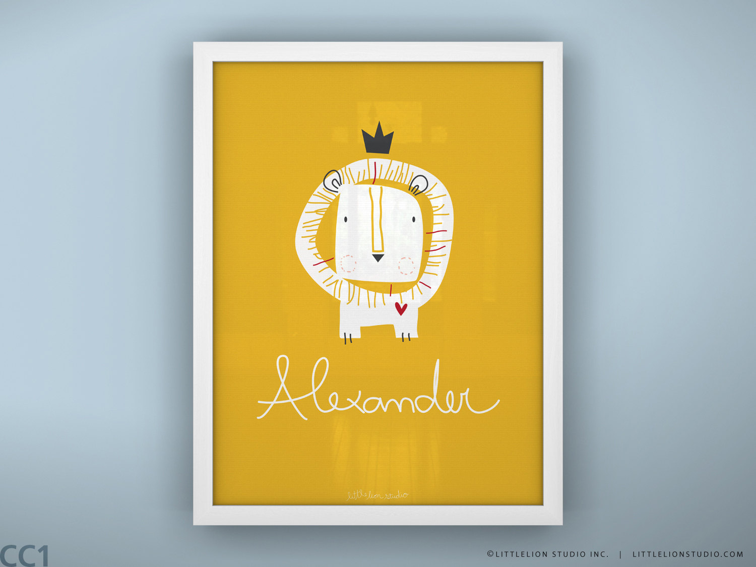 Prints For Kids Rooms : Commemorate a birth with this sweet print from from U.S based Ink ...