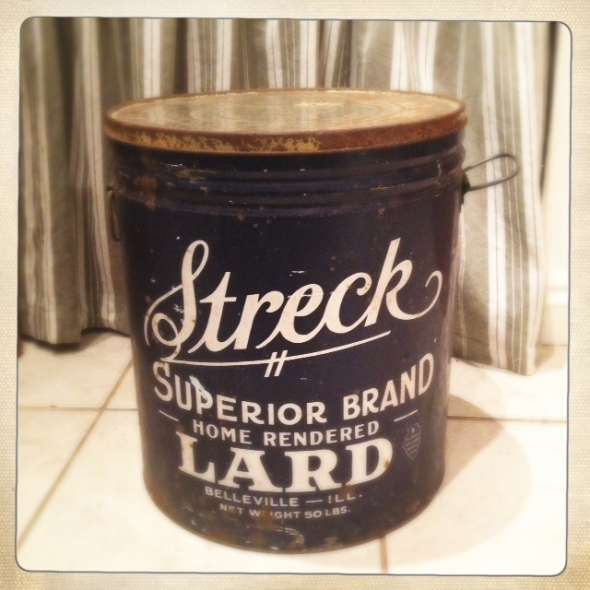 Streck Metal Can : Ebay.com